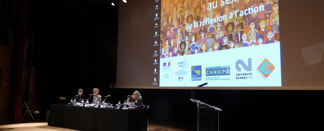 Colloque sexisme